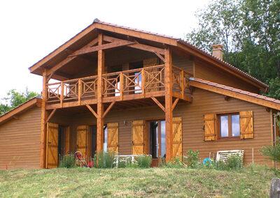 Maison Périgord C4000